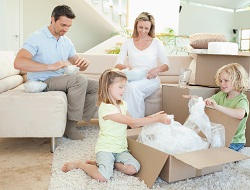 Household Moving Service in Mark